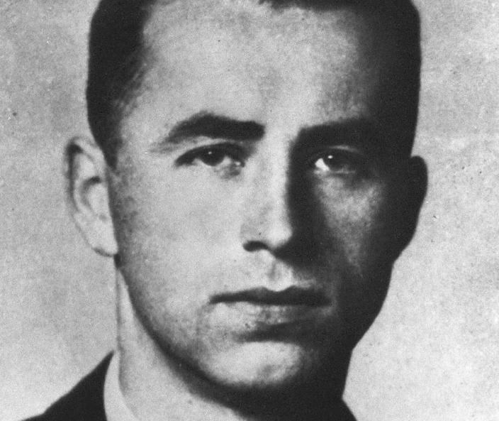 Wanted Nazi war criminal Alois Brunner, spent his last years in miserable conditions underneath an apartment block in the Syrian capital, French magazine XXI reported (AFP Photo/)