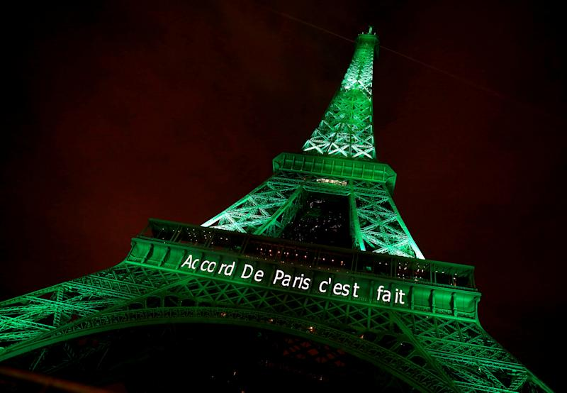 What would Paris climate deal look like without US?