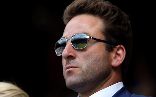 Justin Gimelstob is to face a court in LA over an alleged assault - PA