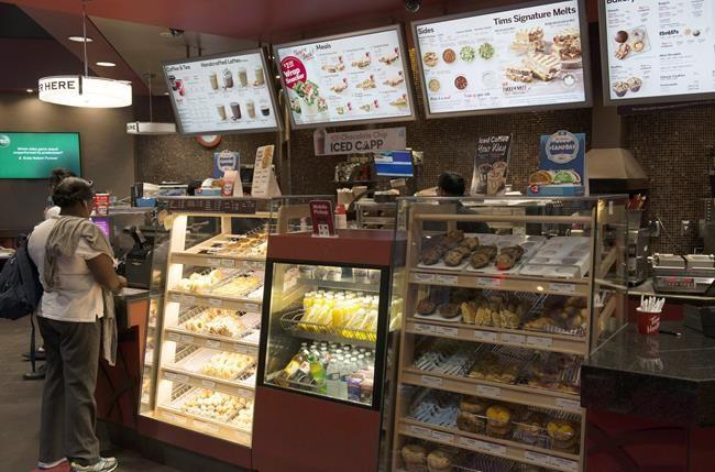 Tim Hortons phasing out Beyond Meat products in most provinces