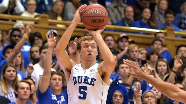 Duke shooting guard Luke Kennard is heading to the NBA after averaging 19.5 points per game in his sophomore season.