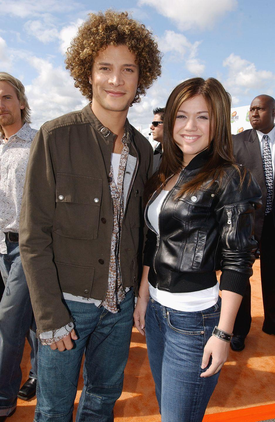 <p>The <em>American Idol</em> finalists never lost their next door charm. After Clarkson was crowned as the first American Idol, the duo starred in the movie <em>From Justin to Kelly,</em> which is an underrated classic and no, that is not up for debate!!</p>
