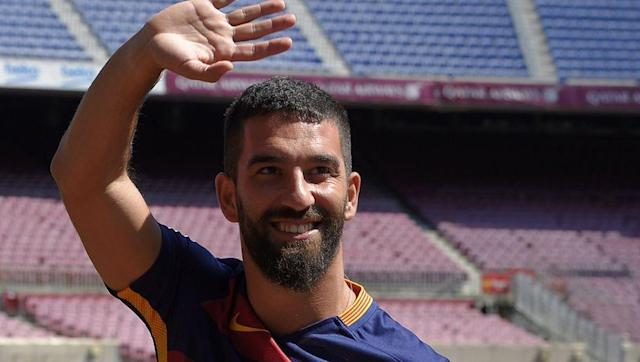 <p>Barcelona's €34m move for Arda Turan in 2015, scrapes him onto this prestigious list, though his form for the club ever since suggests Atletico Madrid may have had the last laugh.</p> <br><p>Playing football part-time in between being permanently linked with Arsenal, Turan has made only eighteen La Liga appearances in each of his two seasons at Barcelona.</p> <br><p>If Turan is to leave this summer, it surely wouldn't be for the €34m Barcelona shelled out for him two years ago.</p>