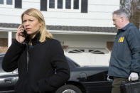 """<p><strong>This season's theme:</strong> Art imitates life, as the show follows the first months of a deeply divisive presidential term. """"This is a bit of an embattled and isolated president, who is at direct odds with her intelligence community and with the national security establishment,"""" showrunner Alex Gansa says.<br><br><strong>Where we left off:</strong> Carrie (Claire Danes) saved President-Elect Keane (Elizabeth Marvel) from an assassination attempt that would have framed Quinn (Rupert Friend). Quinn managed to get them to safety, but sacrificed his life for it. After her inauguration, Keane arrested dozens of intelligence officers, including Saul Berenson (Mandy Patinkin).<br><br><strong>Coming up:</strong> Picking up a few weeks after the arrests, the season finds Carrie living in D.C. and trying to win back her influence over Keane. """"[Carrie] sees an administration that is ignoring the rule of law, abusing its power, and degrading, in her mind, our democratic institutions,"""" Gansa says. """"She is doing everything she can to hold President Keane to account."""" Keane, meanwhile, isn't backing down. """"There's a degree of paranoia about her. There's a degree of anger and bitterness at what happened last season,"""" he says. """"The main question that hangs over her arc this season is, 'I was the one who was almost assassinated, why am I the one under investigation?'""""<br><br><strong>A juggling act:</strong> Quinn's death will reverberate for Carrie throughout the season, but also complicating her life is Saul's return to Keane's good graces (and his appointment to her administration), as well as the arrival of figures from her past. And the big question hanging over Carrie's head? """"Obviously, there is the tension in her life between being an intelligence officer and a mother,"""" Gansa says. """"Ultimately, is she going to get back into the intelligence business?"""" <em>— KW</em><br><br>(Photo: JoJo Whilden/Showtime) </p>"""
