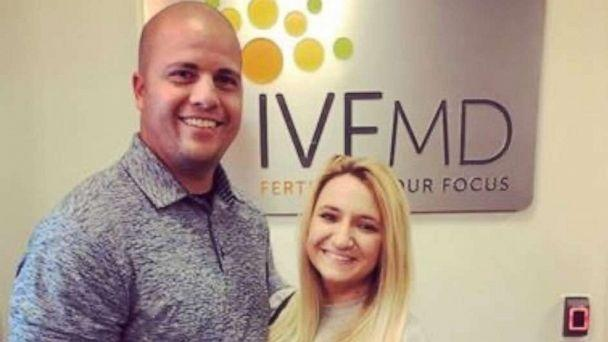 PHOTO: Through a friend, Krista and Anthony Rivera heard of the 2017 'Win a Baby' sweepstakes on local Fort Meyers, Florida, station, B103.9. The Riveras won the opportunity to undergo IVF that same year. (Krista Rivera )