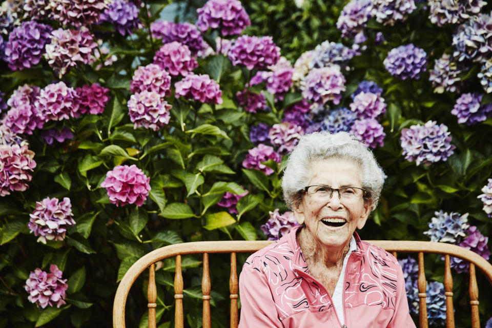 People who live to be over 110 years old — known as supercentenarians — have a secret weapon in their immune system, according to a new study. (Photo: Getty Images)