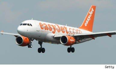 Budget airlines baby fares