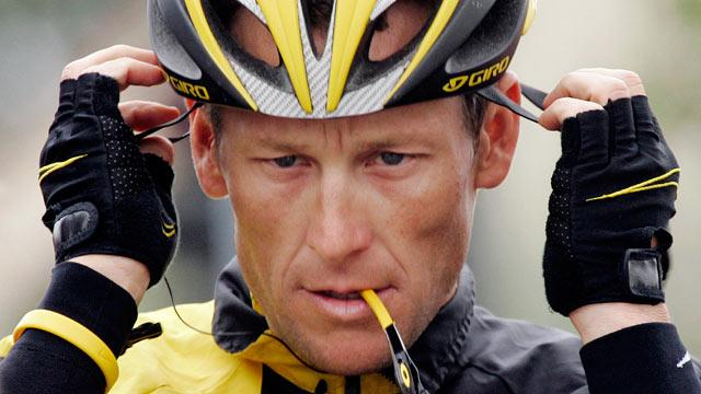 Lance Armstrong Ends His Fight Against Doping Claims