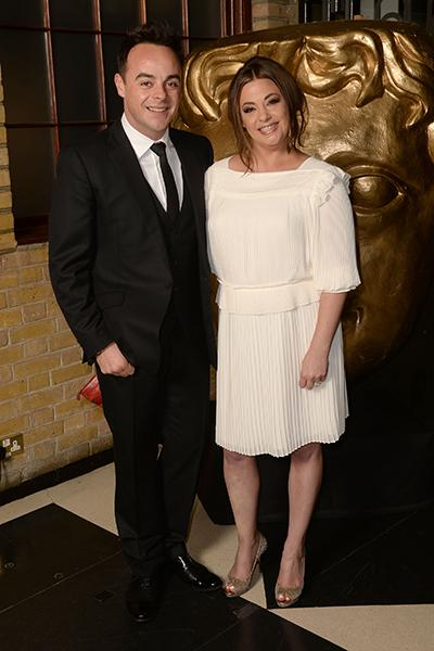 lisa-armstrong-and-ant-mcpartlin-at-bafta