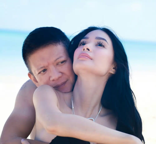 Heart Evangelista and Chiz Escudero have been married since 2015