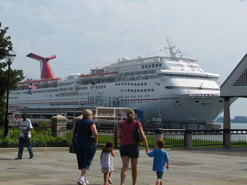 International cruise conference under way in SC