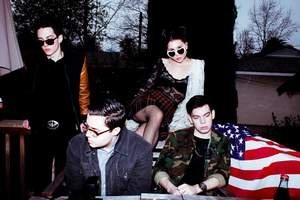 """Kitten Hit the Road in Support of Their """"CUT IT OUT"""" EP; Acclaimed L.A. Band Announces Non-Stop Schedule, Including Tours Alongside Paramore and The Joy Formidable; Hugely Anticipated Full Length Debut Due Later This Year on Elektra Records"""