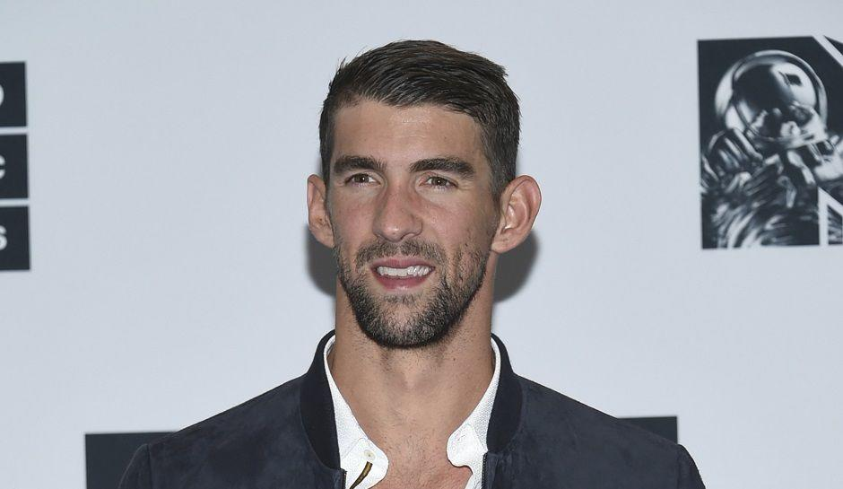 Michael Phelps Responds To Social Media Backlash For Not Racing An Actual Shark