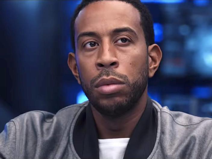 """Ludacris as Tej Parker in """"The Fate of the Furious."""""""