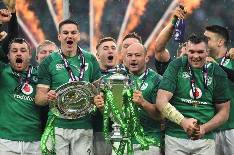 Ireland went through the Six Nations unbeaten to install themselves as potential challengers for the World Cup