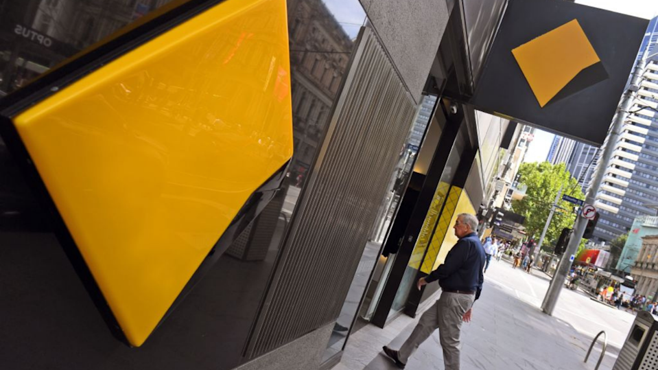 CommBank has issued a warning to customers. (Image: Getty).