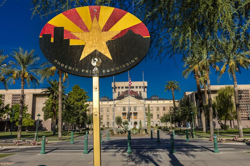 Thanks to Court Packing an Arizona Business Can Refuse to Make Wedding Invitations for Gay Couples