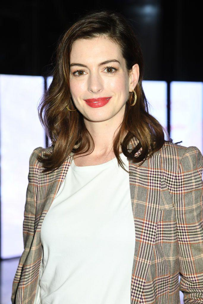 <p>Anne Hathaway has traded hangovers for time with her son.</p><p>She gave birth to Jonathan in 2016 and has said she's decided to go sober for 18 years, right up until the point when he goes to college. Speaking on Lorraine, the star said: 'So far it's only been true for half a year. I have 17 and a half years to go.'</p><p>'The time I have with (Jonathan) is really precious. And I do leave a lot for work and I found my time with was getting impacted, not necessary by the drinking, as I never went out of control around him. But I hate to say it – as you get older, the hangovers get really bad. I had to make a choice and I chose mornings. Isn't that annoying? Isn't that horrible? I'm really irritated by how well it's going.'</p><p>Once he's 18 she's said, she is going to 'move to a vineyard and spend the back half of my life completely sloshed, happy, sun-drenched. That's the plan!'</p>
