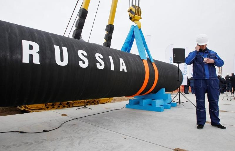 US warns firms about sanctions for work on Russian pipelines
