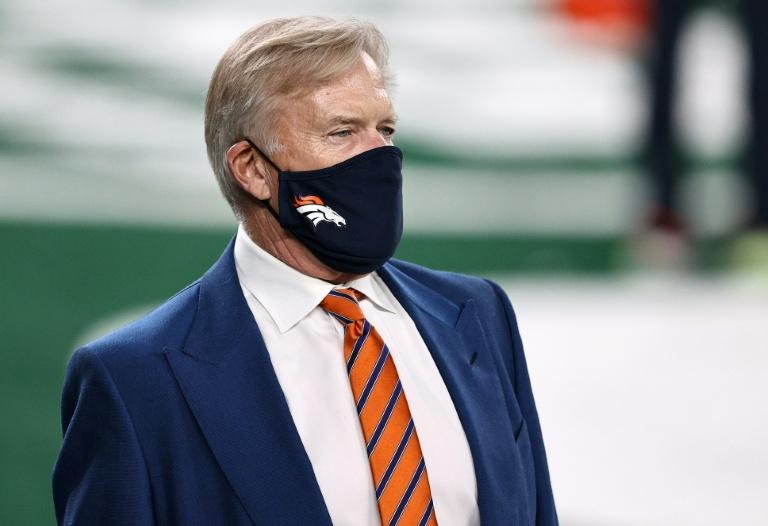 Denver Broncos general manager John Elway has tested positive for Covid-19, the team said