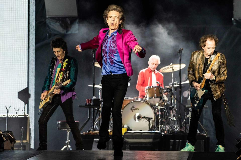The Rolling Stones Live In Concert - Credit: Chris Tuite/imageSPACE/MediaPunch/IPX/AP