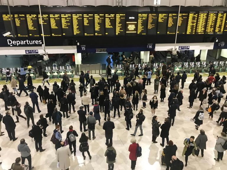 Waterloo disruption: Thousands of commuters facing long delays following emergency repair works