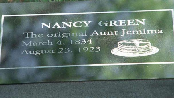 PHOTO: Nancy Green is finally getting a headstone after nearly a century in an unmarked grave. (ABC News)