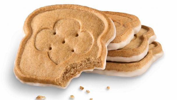 PHOTO: The new Toast-Yay! Girl Scout Cookie was inspired by French toast and will be sold online via innovative virtual cookie booths. (GSUSA)