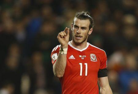 Football Soccer - Republic of Ireland v Wales - 2018 World Cup Qualifying European Zone - Group D - Aviva Stadium, Dublin, Republic of Ireland - 24/3/17 Wales' Gareth Bale after the match Action Images via Reuters / Matthew Childs Livepic