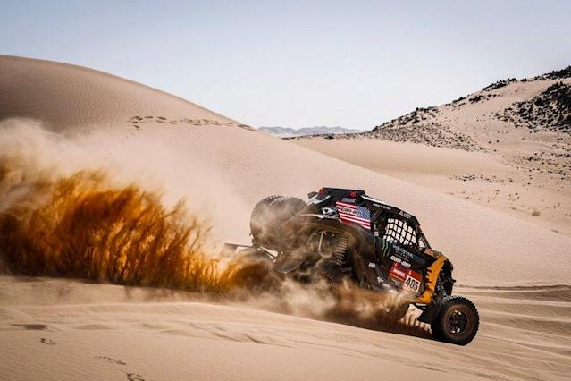 """#405 South Racing - Can Am: Casey Currie, Sean Berriman <span class=""""copyright"""">A.S.O.</span>"""