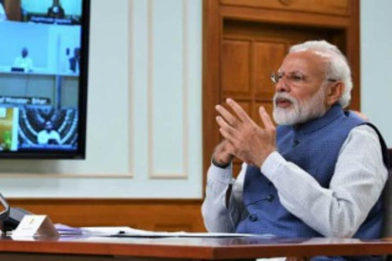 PM Modi Holds Meeting with Top Bankers, NBFCs on Economic Revival Amid Covid-19 Crisis