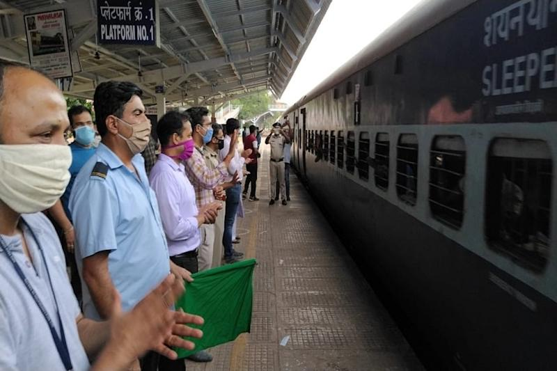 Railways Resume Services, 200 Special Trains to Ferry 1.45 Lakh Passengers Across India