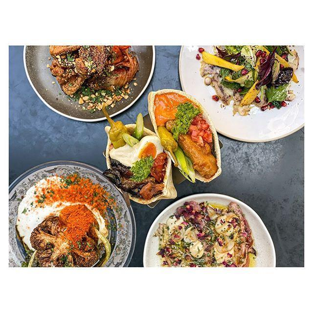 "<p>Mix up your diet with <a href=""https://www.just-eat.co.uk/restaurants-balabaya-southwark/menu"" rel=""nofollow noopener"" target=""_blank"" data-ylk=""slk:Bala Baya"" class=""link rapid-noclick-resp"">Bala Baya</a>'s mouthwateringly good Israeli-inspired delivery menu. Brighten up Saturday and Sunday mornings with its brunch offering, featuring various Shakshuka incarnations for both meat-waters and vegetarians, as well as a breakfast take on Shawarma, comprising rippled eggs and salt-baked trout.</p><p>Alternatively, try the lunch and mezze dishes - we recommend the aubergine mess (burnt marinated aubergine, oregano and tahini, pomegranate molasses) and the lamb chops, made with apricots, pistachio and lemon thyme. The Harissa Mayo is also a welcome addition, and a condiment you'll definitely try to recreate afterwards. </p><p><strong>Delivery radius: </strong>Across London postcodes</p><p><a href=""https://www.instagram.com/p/CHU8yW8AFQB/?utm_source=ig_embed&utm_campaign=loading"" rel=""nofollow noopener"" target=""_blank"" data-ylk=""slk:See the original post on Instagram"" class=""link rapid-noclick-resp"">See the original post on Instagram</a></p>"