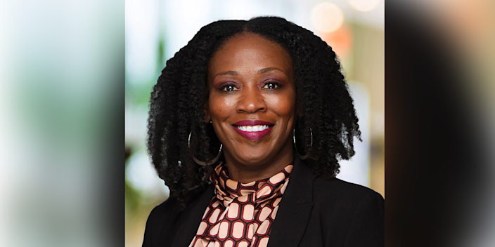 46) Keisha Bell, Managing Director, The Depository Trust and Clearing Corporation. Photo: The Depository Trust and Clearing Corporation