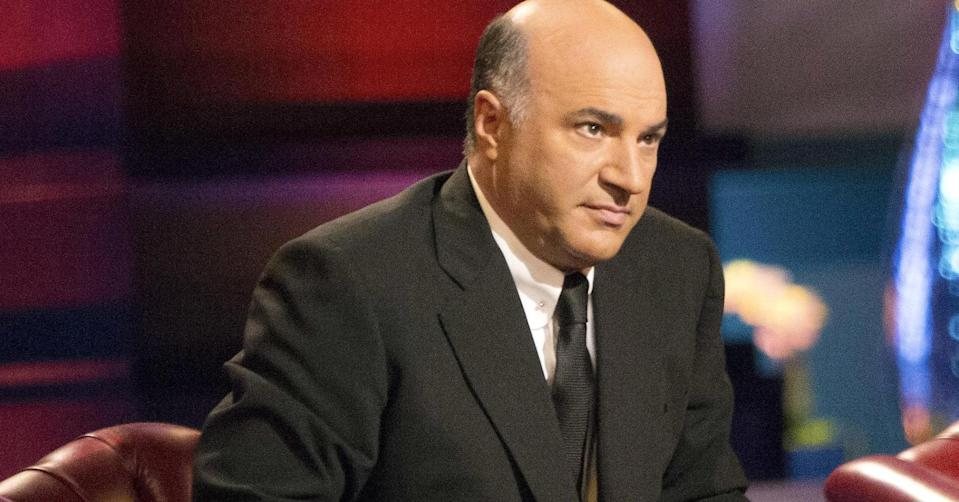 Kevin O'Leary plays a particular kind of persona on <i>Shark Tank</i>, but it's not quite who he is in the boardroom. (CNBC/ABC)