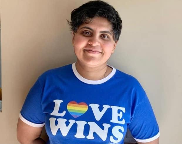 Dakshima Haputhanthri is hoping to help South Asians through the coming out stage, working with families to avoid some of the emotional hardships she experienced after coming out to her own parents. (Submitted by Dakshima Haputhanthri - image credit)