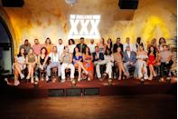 <p>Season 12 was <em>Real World/Road Rules Challenge: Fresh Meat—</em>a.k.a. a season that allowed unknown competitors to compete alongside MTV vets for the first time ever. Today, MTV recruits from other reality shows, like <em>Vanderpump Rules </em>and <em>The Bachelor.</em></p>