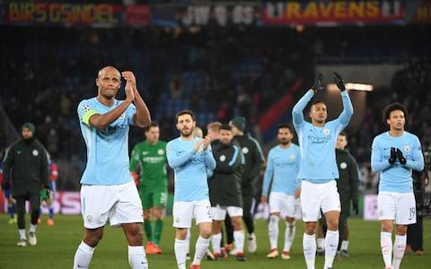 Manchester City - Credit: GETTY IMAGES