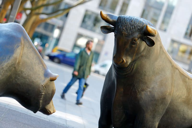 What you see is what you'll get: No upside for European stocks - Reuters poll