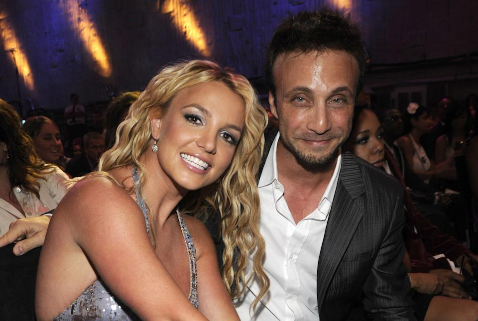 Larry Rudolph has resigned as Britney Spears' manager after 25 years. (Getty Images)