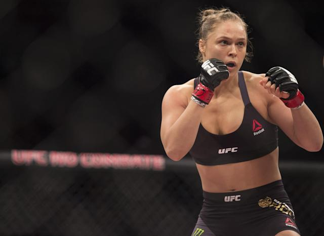 UFC president Dana White is optimistic about Ronda Rousey's PPV drawing power (Getty)
