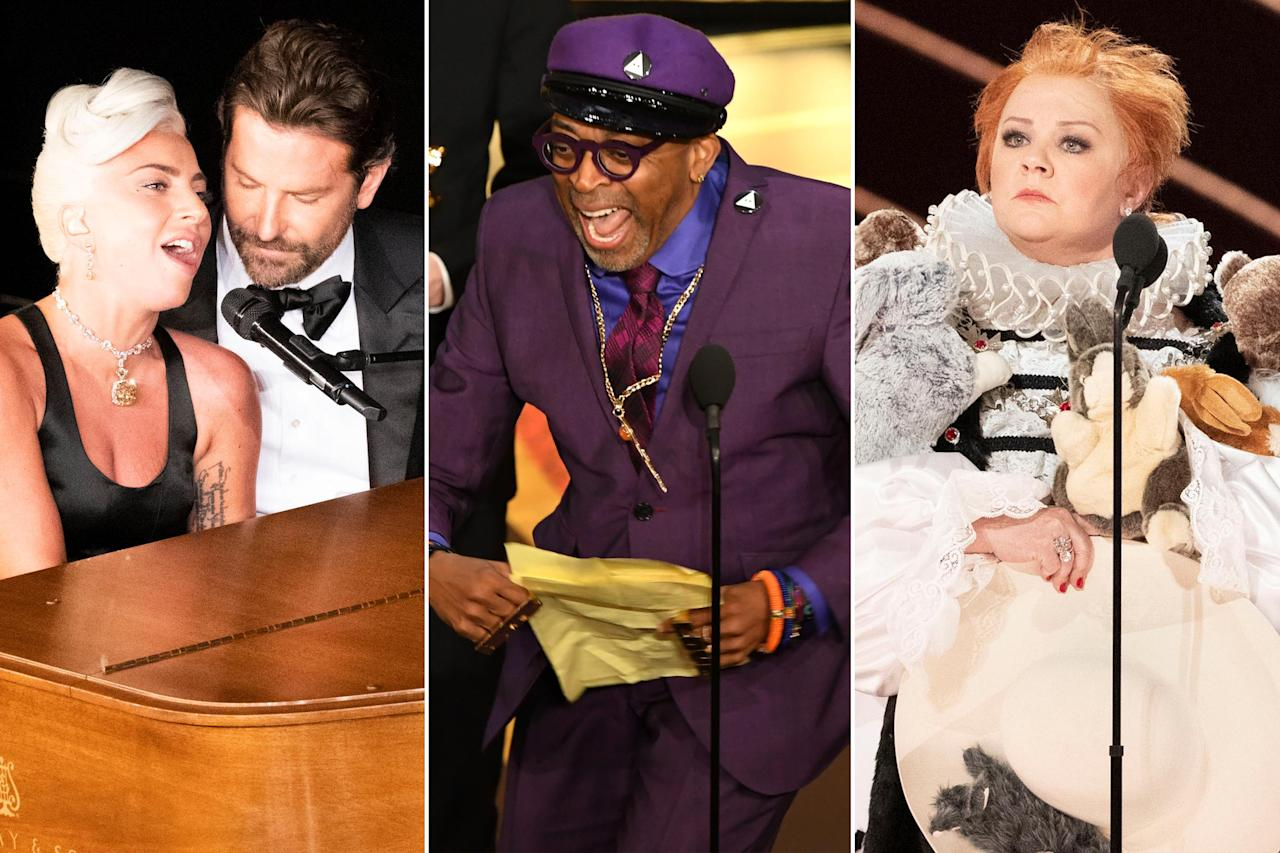 The best and worst moments from the 2019 Oscars