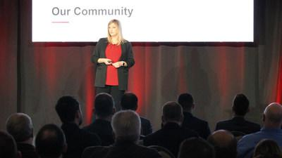AMAG Technology hosted its 20th annual Security Engineering Symposium in San Diego, February 21 -24, 2020. Director of Business Development, Kami Dukes welcomed end-users, consultants, integrators and technology partners on Saturday morning. The weekend was filled with interactive and collaborative learning sessions.