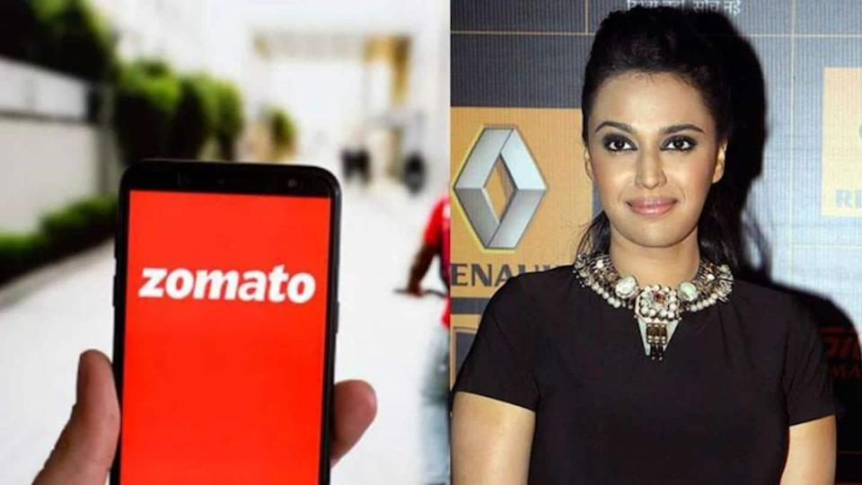 Why is Zomato getting trolled after Swara Bhasker