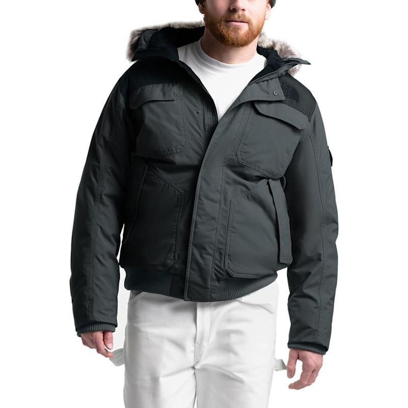 The North Face Gotham Hooded Down Jacket III (Credit: Backcountry)