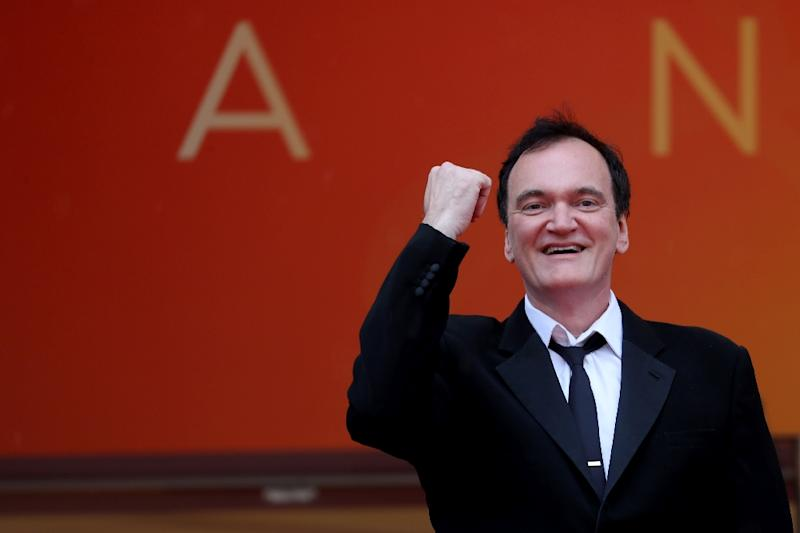 Quentin Tarantino is today seen as a master of genre films who has inspired generations of directors after him  (AFP Photo/Valery HACHE)