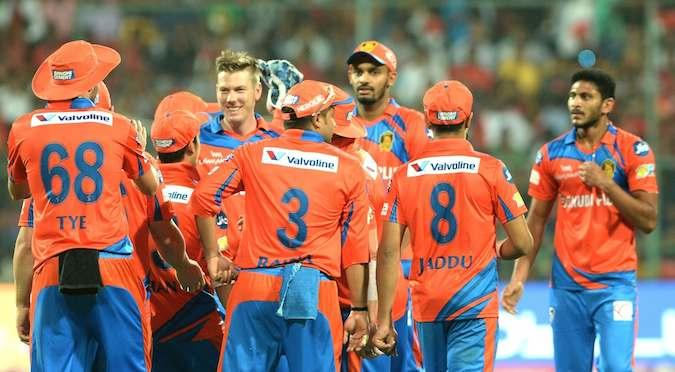 Lions Restrict Bangalore to 134