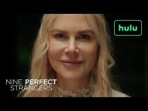 """<p><strong>Release date: Coming soon in 2021</strong></p><p>Big Little Lies fans are in for a treat because another of Australian author Liane Moriarity's novels has been adapted for TV — and the chilling trailer for the psychological thriller dropped last month, starring a very creepy-looking Nicole Kidman.</p><p>Just like BLL, Kidman will feature as executive producer — as well as starring in the show — and BLL creator David. E. Kelley will be at the helm of the miniseries, which has been filmed in Australia.</p><p>Nine Perfect Strangers is set in a wellness retreat, where we are introduced to nine city dwellers who are also strangers to each other. The story focuses mainly on middle-aged romance writer, Frances (Melissa McCarthy) who has lost her spark, before later being introduced to ethereal and dangerous-looking retreat leader Masha (Kidman). </p><p>Although we still have no release date, Hulu have announced it's arriving on screens very soon, so keep your eyes peeled!</p><p><a href=""""https://youtu.be/Q4nwFSSTUZc"""" rel=""""nofollow noopener"""" target=""""_blank"""" data-ylk=""""slk:See the original post on Youtube"""" class=""""link rapid-noclick-resp"""">See the original post on Youtube</a></p>"""