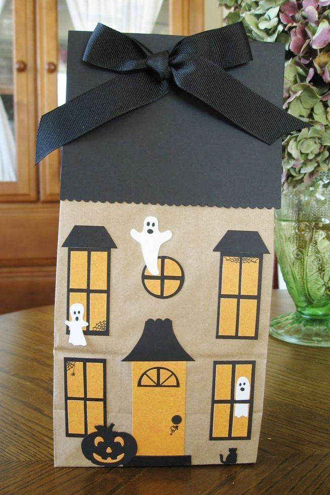 "<p>This spooktacular haunted house can be made with as much or as little detail as your child wants, making it appropriate for all ages.</p><p><strong>Get the tutorial at <a href=""http://mypaperpony.blogspot.com/2009/10/halloween-paper-bags-three-ways.html"" rel=""nofollow noopener"" target=""_blank"" data-ylk=""slk:The Paper Pony"" class=""link rapid-noclick-resp"">The Paper Pony</a>.</strong></p><p><strong><a class=""link rapid-noclick-resp"" href=""https://www.amazon.com/Mini-Kraft-Paper-Bags-pack/dp/B012W5K5Z0?tag=syn-yahoo-20&ascsubtag=%5Bartid%7C10050.g.4950%5Bsrc%7Cyahoo-us"" rel=""nofollow noopener"" target=""_blank"" data-ylk=""slk:SHOP PAPER BAGS"">SHOP PAPER BAGS</a></strong></p>"