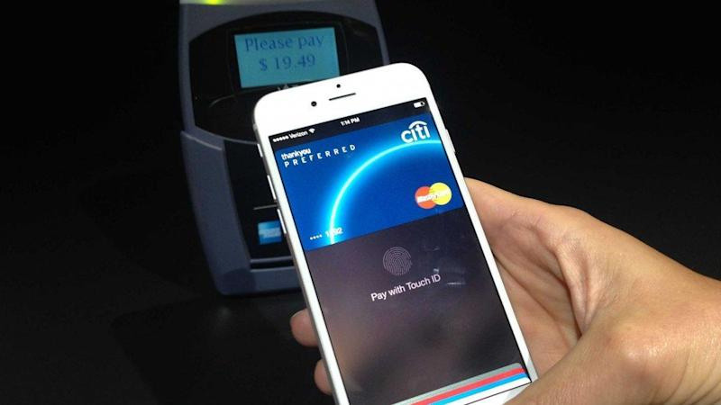 how to do apple pay
